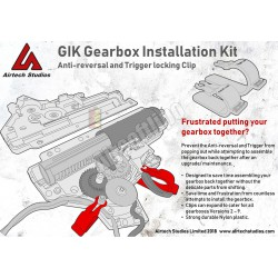 Gearbox Installation Kit (GIK) - AEGs Version 2-9