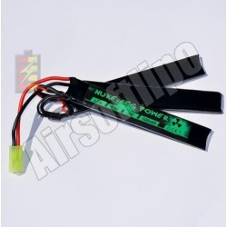 Nuke 1100mAh 9,9V Lifepo4 split type