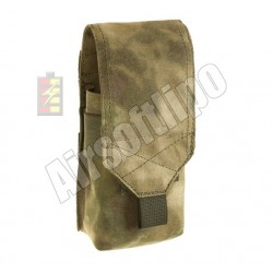 5.56 1x Double Mag Pouch Invader Gear A-tacs FG