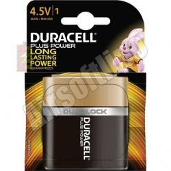 Duracell Plus Power 4,5V batterij 3LR12 (PC1203)