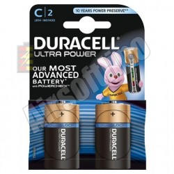 Duracell Duralock Ultra Power Batterijen C2