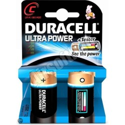 Duracell C Ultra Power