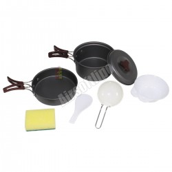 Mess Kit, aluminium, anodized