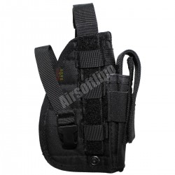 "Tactical Holster, ""Molle"", black"