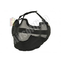 Steel Face Mask Invader Gear